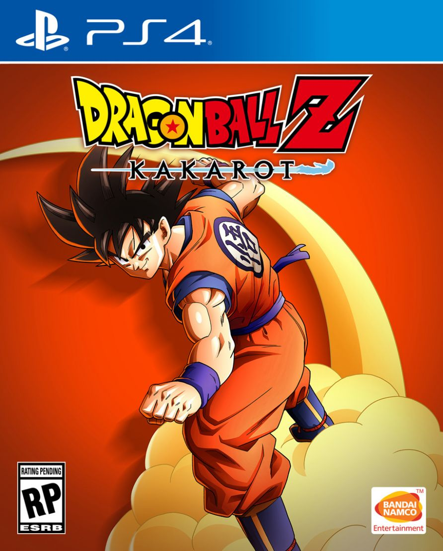 DRAGON BALL Z: KAKAROT (Playstation 4)