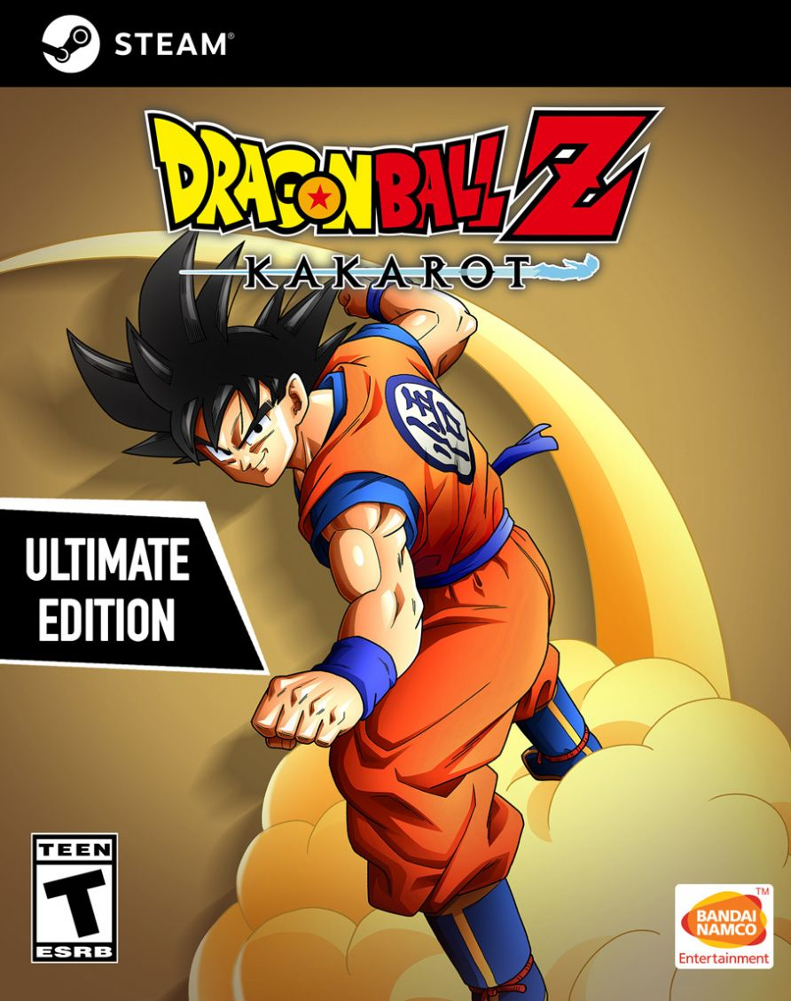 DRAGON BALL Z: KAKAROT Ultimate Edition (STEAM)