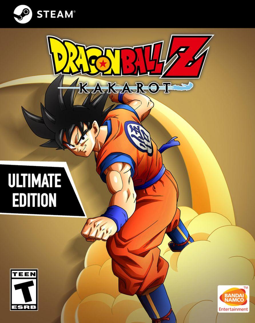 Dragon Ball Z Kakarot Ultimate Edition Steam Bandai Namco Entertainment Bandai Namco Store