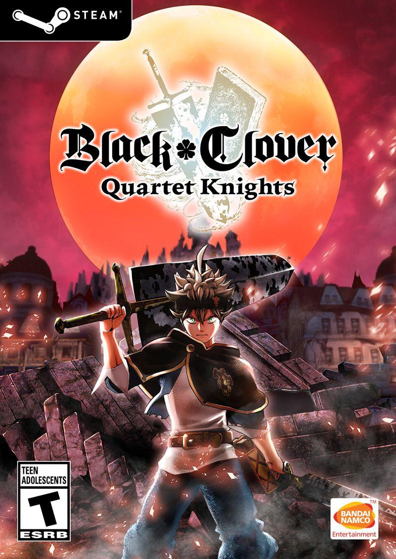 BLACK CLOVER: QUARTET KNIGHTS (STEAM)