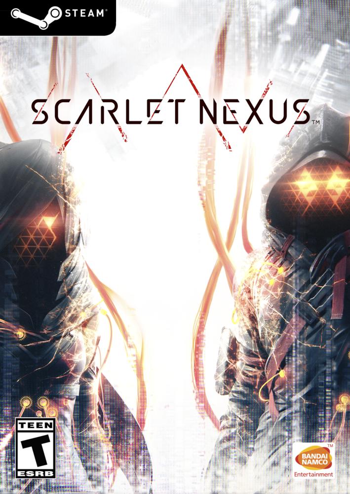 SCARLET NEXUS (STEAM)