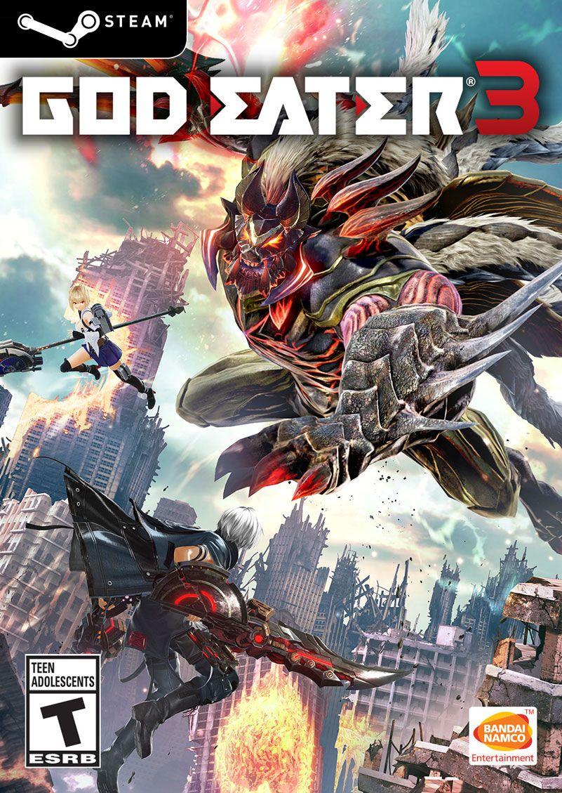 God Eater 3 (Steam)