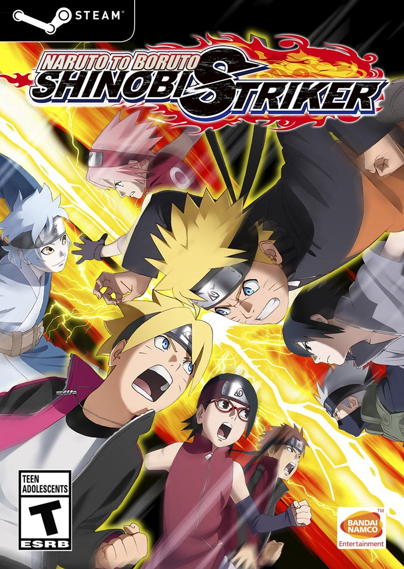 NARUTO TO BORUTO: SHINOBI STRIKER (Steam Key)