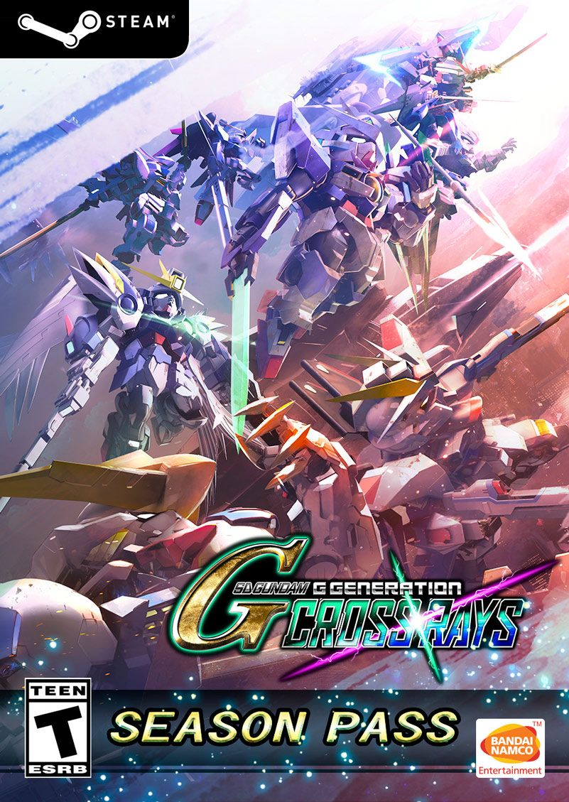 SD GUNDAM G GENERATION CROSS RAYS - SEASON PASS  (Steam)