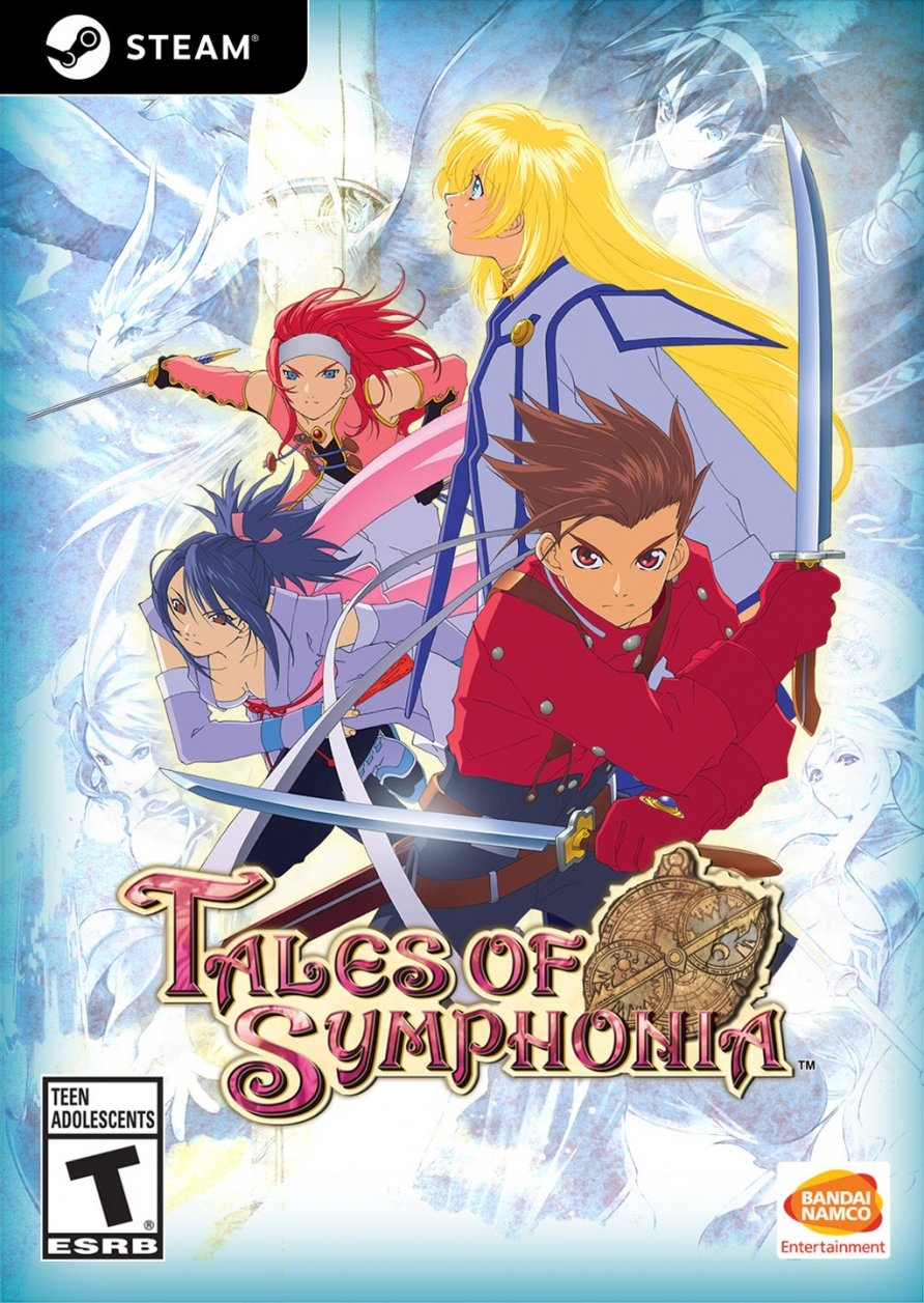 Tales of Symphonia (Steam Key)