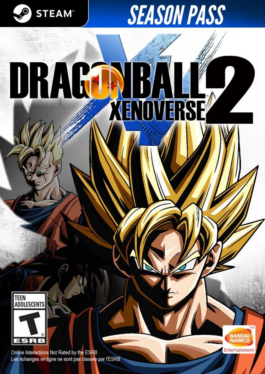 Dragon Ball Xenoverse 2: Season Pass (Steam Key)