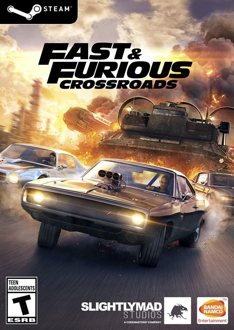 Fast & Furious Crossroads (STEAM)