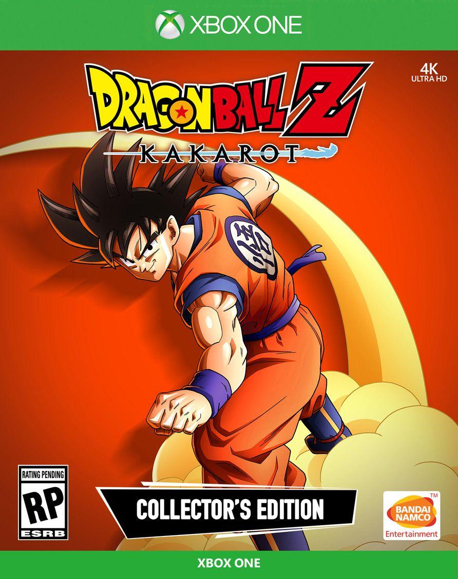 DRAGON BALL Z: KAKAROT Collector's Edition (XBox One)