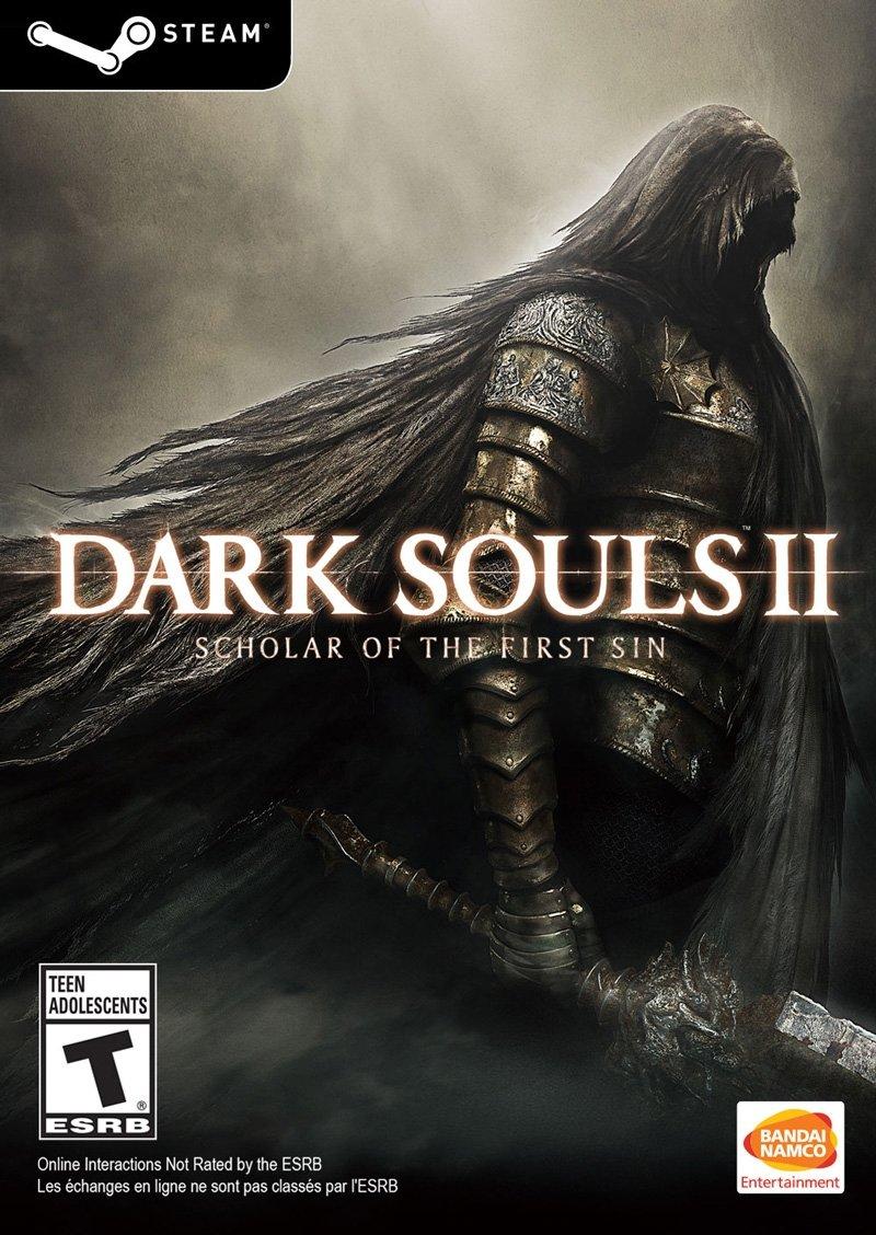 Dark Souls II: Scholar of the First Sin (Steam Key)