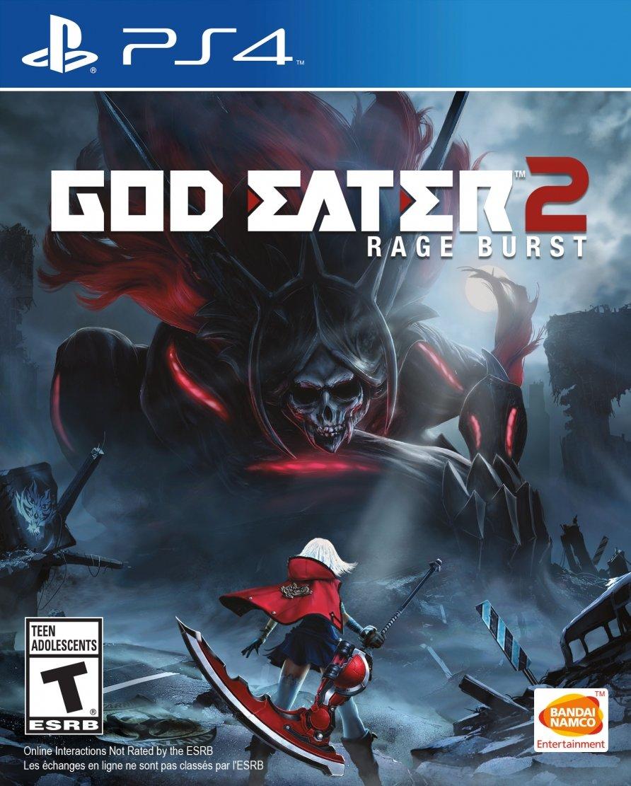 God Eater 2: Rage Burst (Playstation 4)