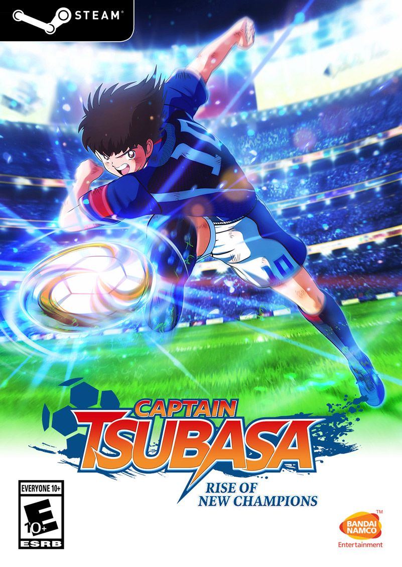 Captain Tsubasa: Rise of New Champions (STEAM)