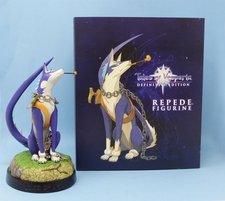 TALES OF VESPERIA - REPEDE FIGURINE