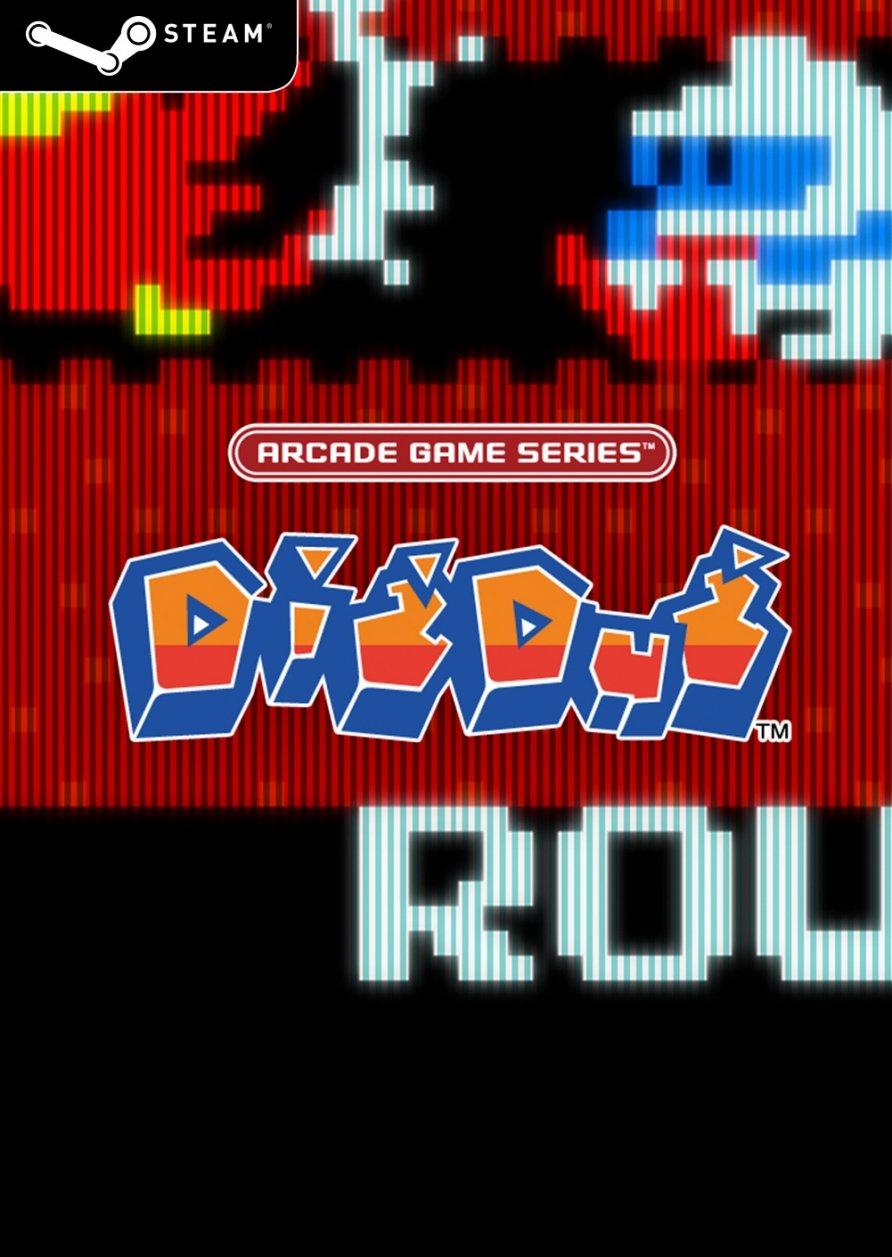 Arcade Game Series: Dig Dug (Steam Key)
