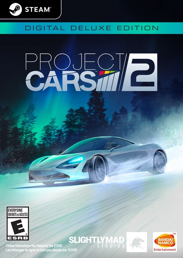 Project Cars 2 Deluxe Editon (Steam Key)