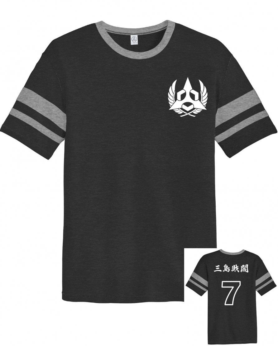 Tekken 7 Team Mishima Jersey Size L Bandai Namco Store