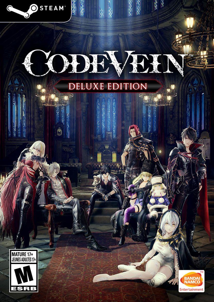 Code Vein Deluxe Edition (Steam)
