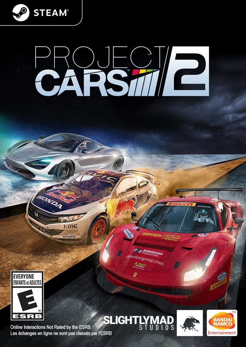 Project Cars 2 (Steam Key)