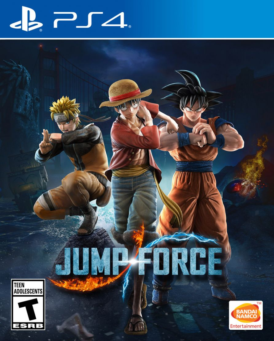 JUMP FORCE Collector's Edition (Playstation 4)