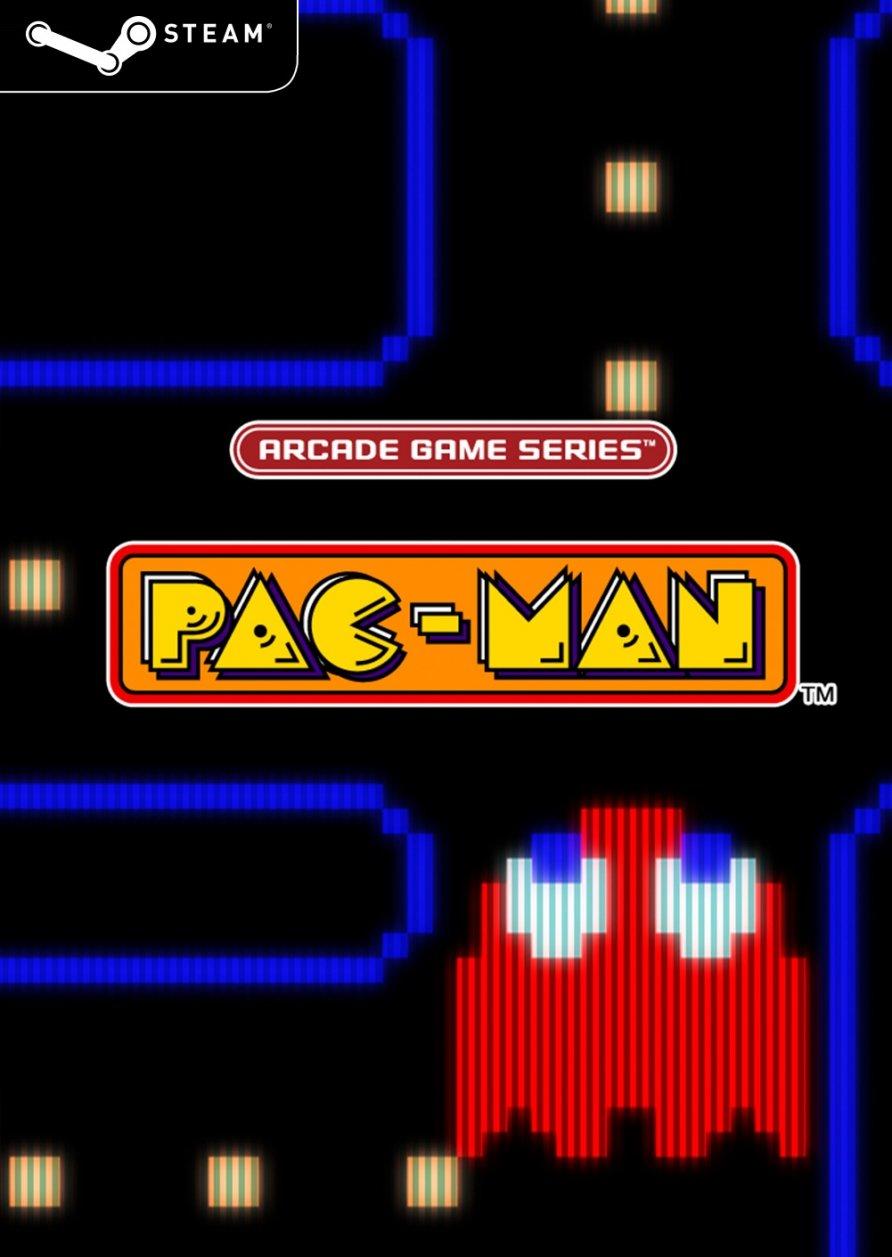 Arcade Game Series: PAC-MAN (Steam Key)