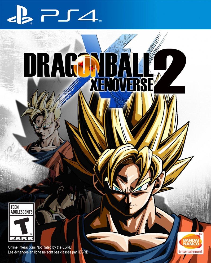 Dragon Ball Xenoverse 2 (Playstation 4)
