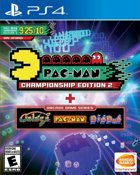 PAC-MAN Championship Edition 2 + Arcade Game Series (Playstation 4)