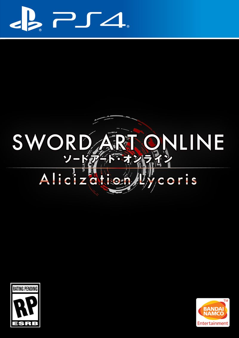 Sword Art Online Alicization Lycoris (Playstation 4)