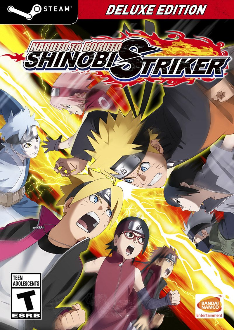 NARUTO TO BORUTO: SHINOBI STRIKER DELUXE EDITION (Steam Key)