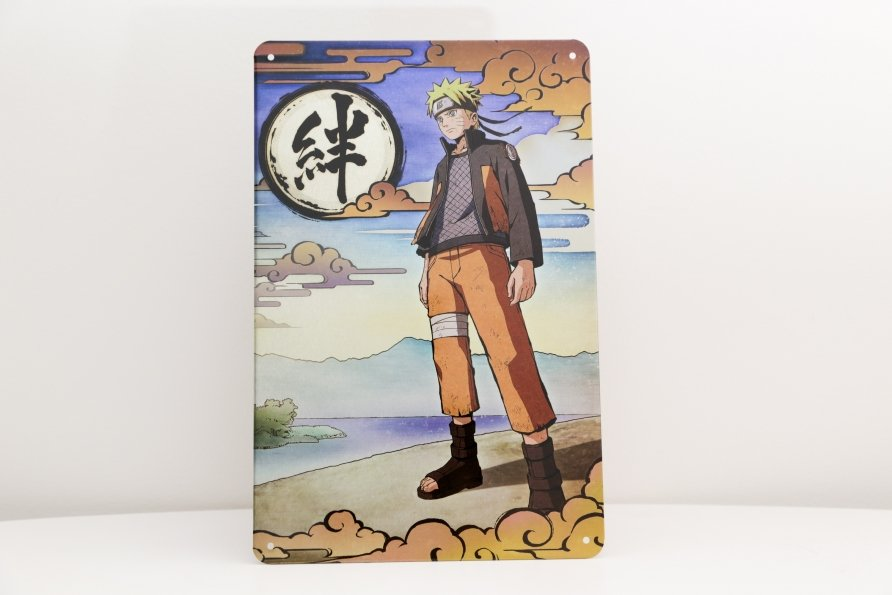 NARUTO Metal Plate [REWARD]