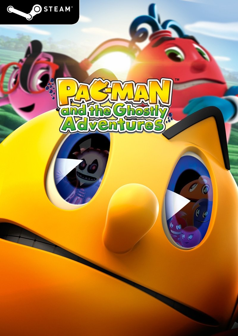 PAC-MAN and the Ghostly Adventures (Steam Key)