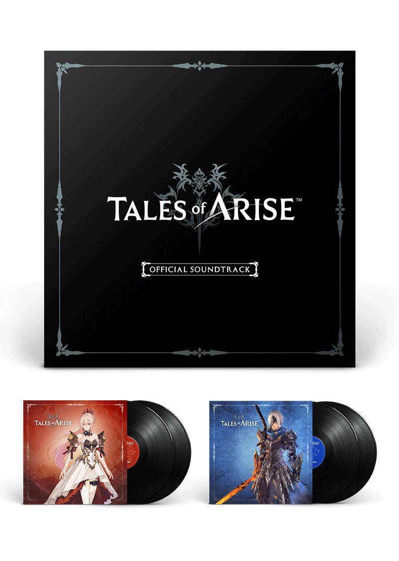 TALES OF ARISE : THE VINYL COLLECTION