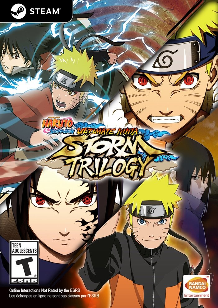 Naruto Steam