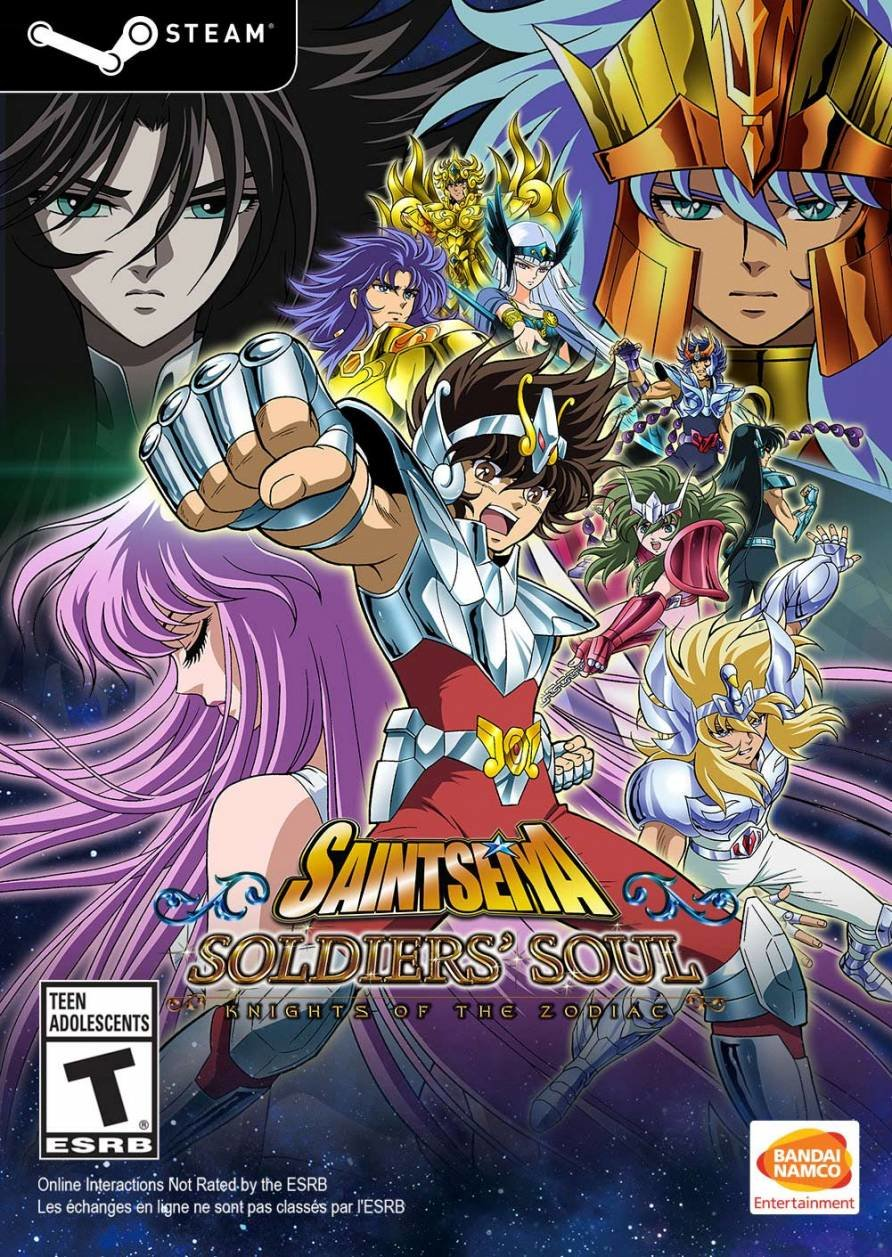 Saint Seiya: Soldiers' Soul (Steam Key)