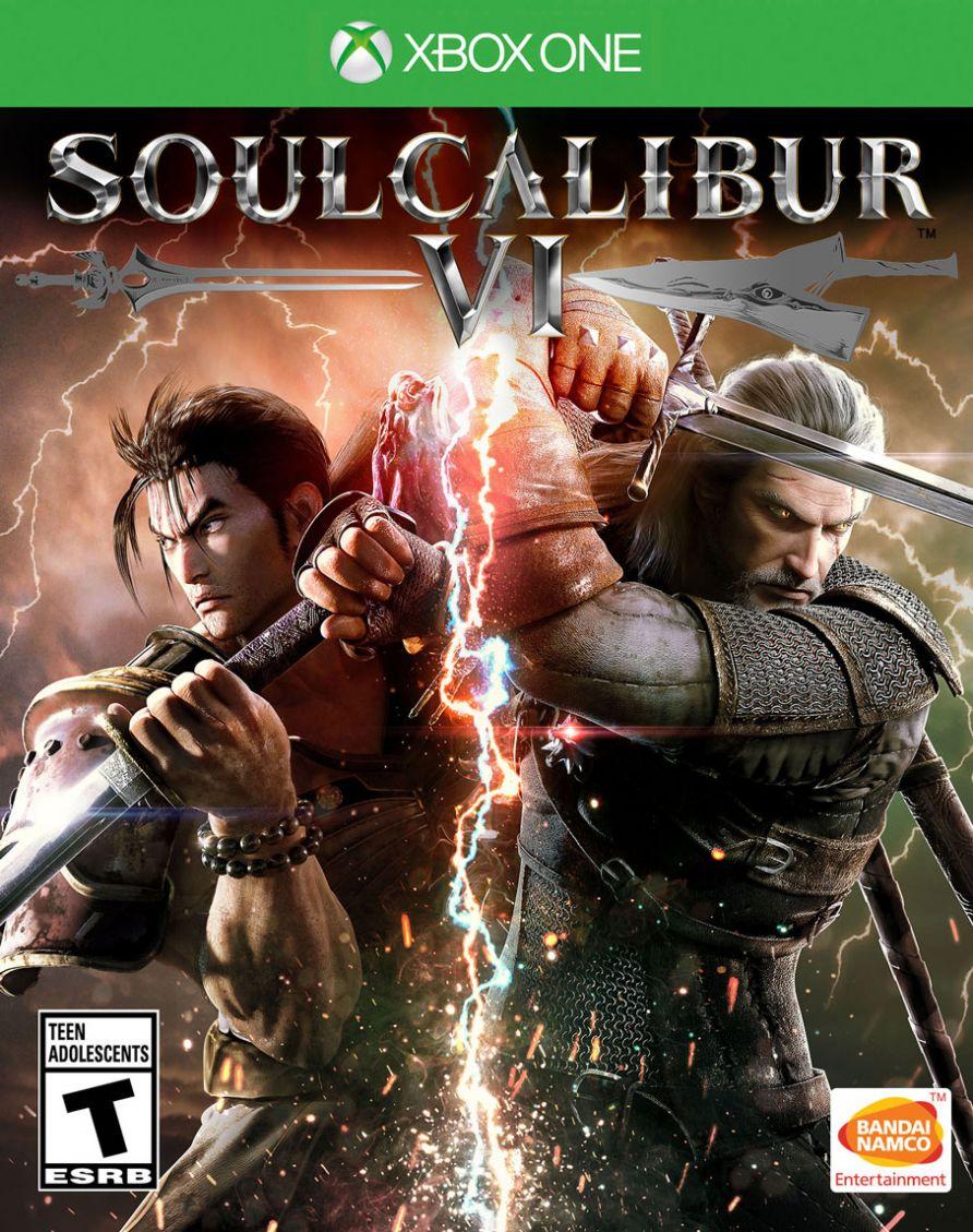 SOULCALIBUR™VI Collector's Edition (Xbox One)