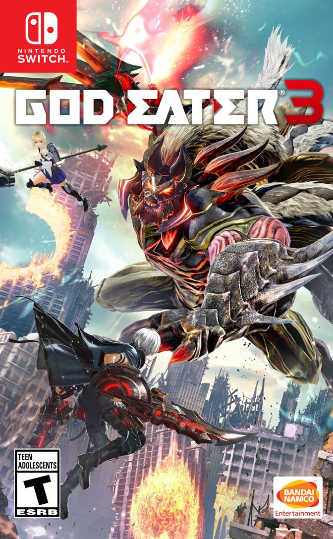 God Eater 3 (Nintendo Switch)