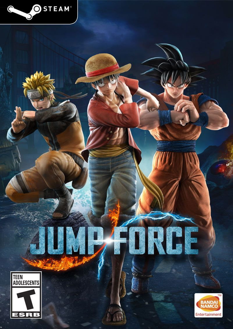 Jump Force (Steam)