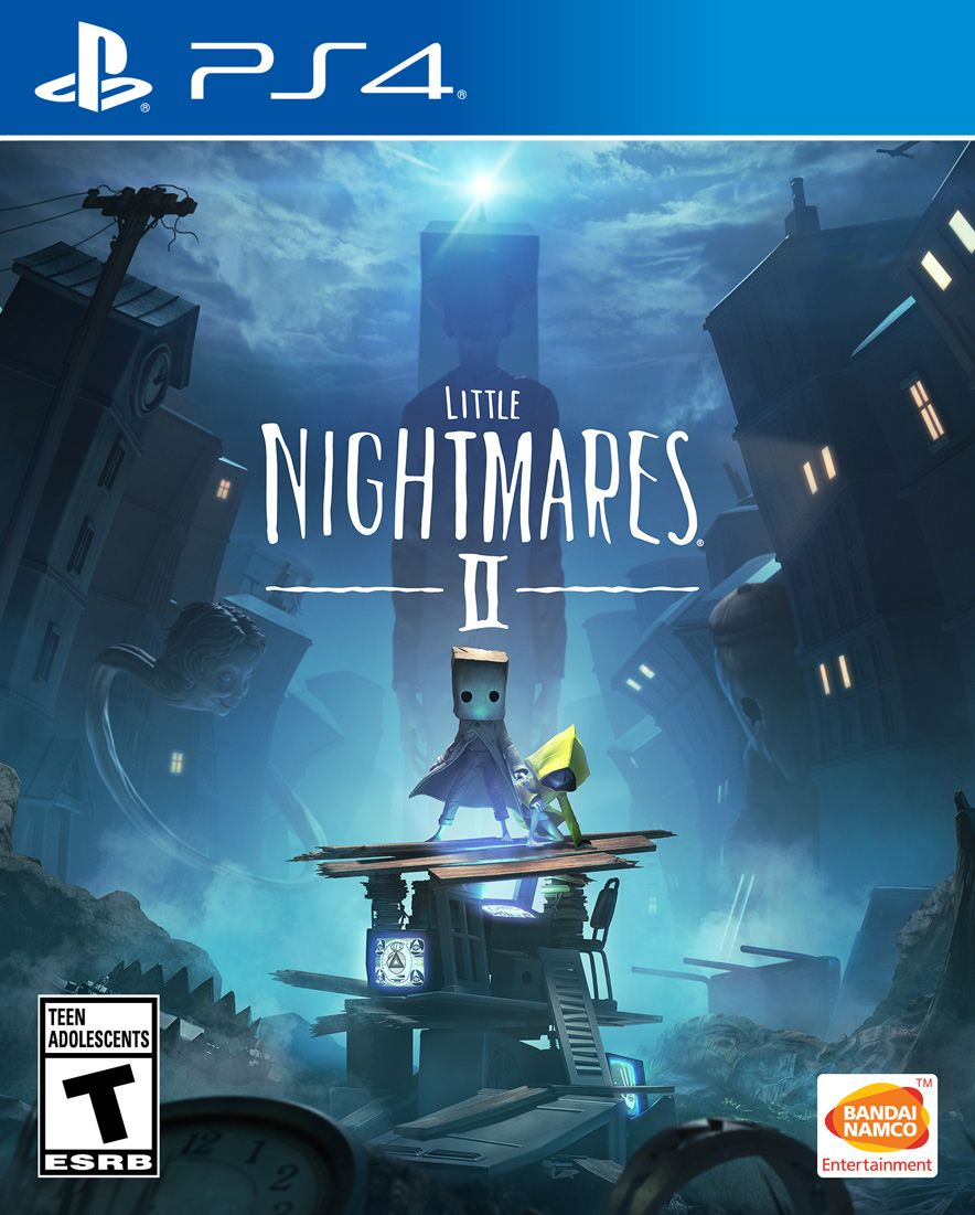 Little Nightmares II: Stay Tuned Bundle (Playstation 4)