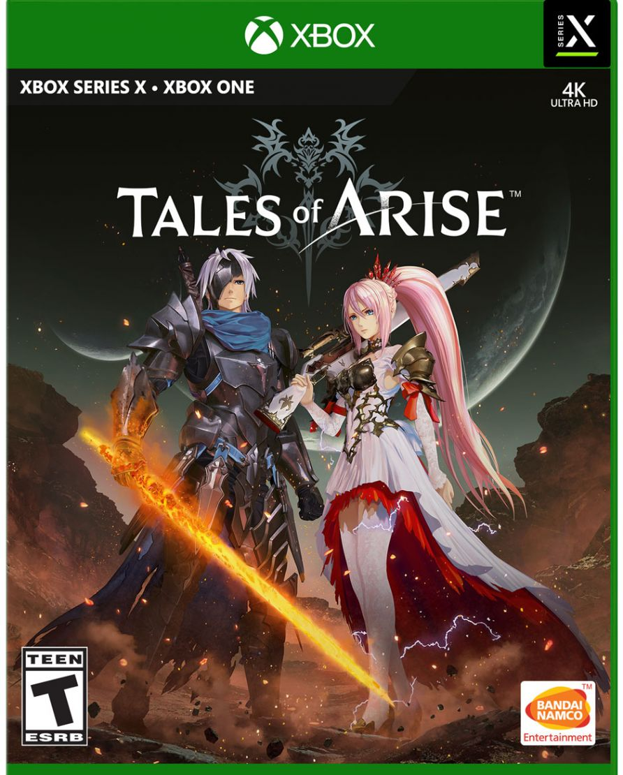 Tales of Arise Collector's Edition (XBox One)