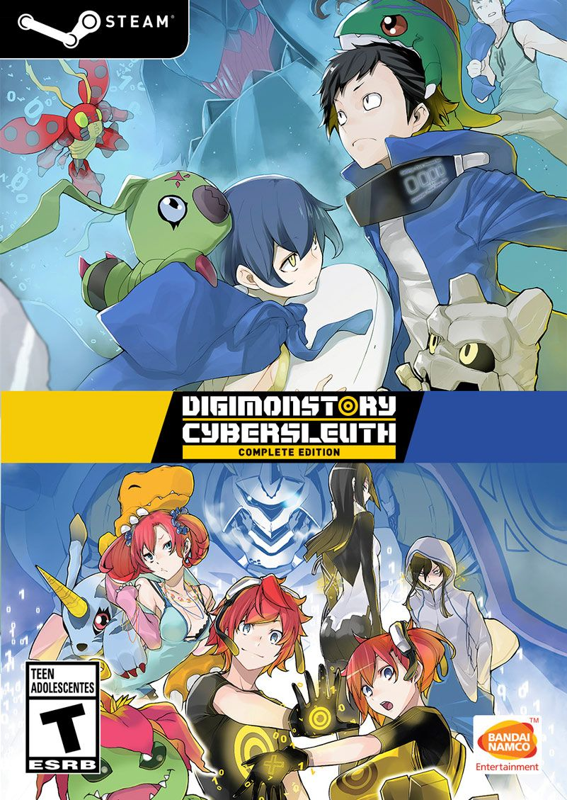 Digimon Story Cyber Sleuth: Complete Edition (Steam)
