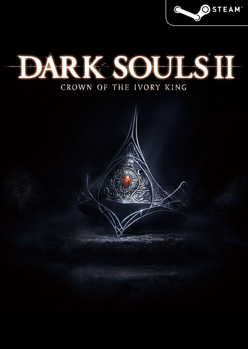 Dark Souls II: Crown of the Ivory King (Steam Key)