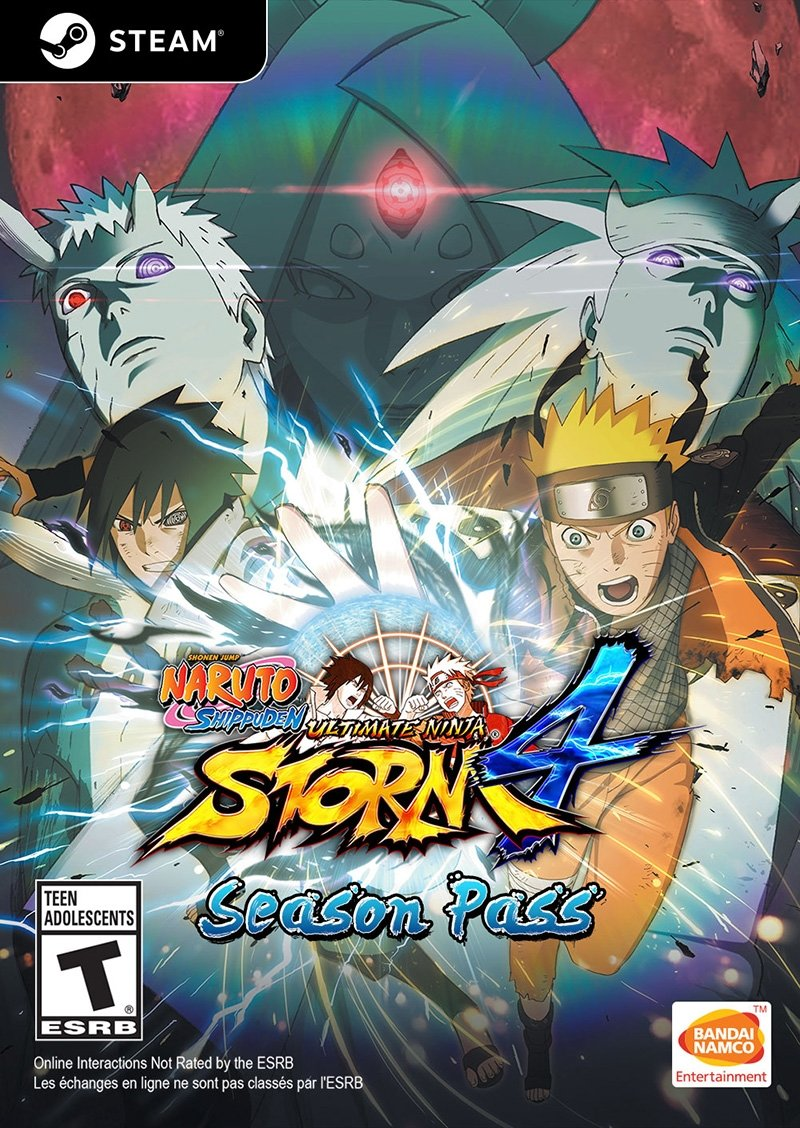 NARUTO SHIPPUDEN: Ultimate Ninja STORM 4 Season Pass (Steam Key)