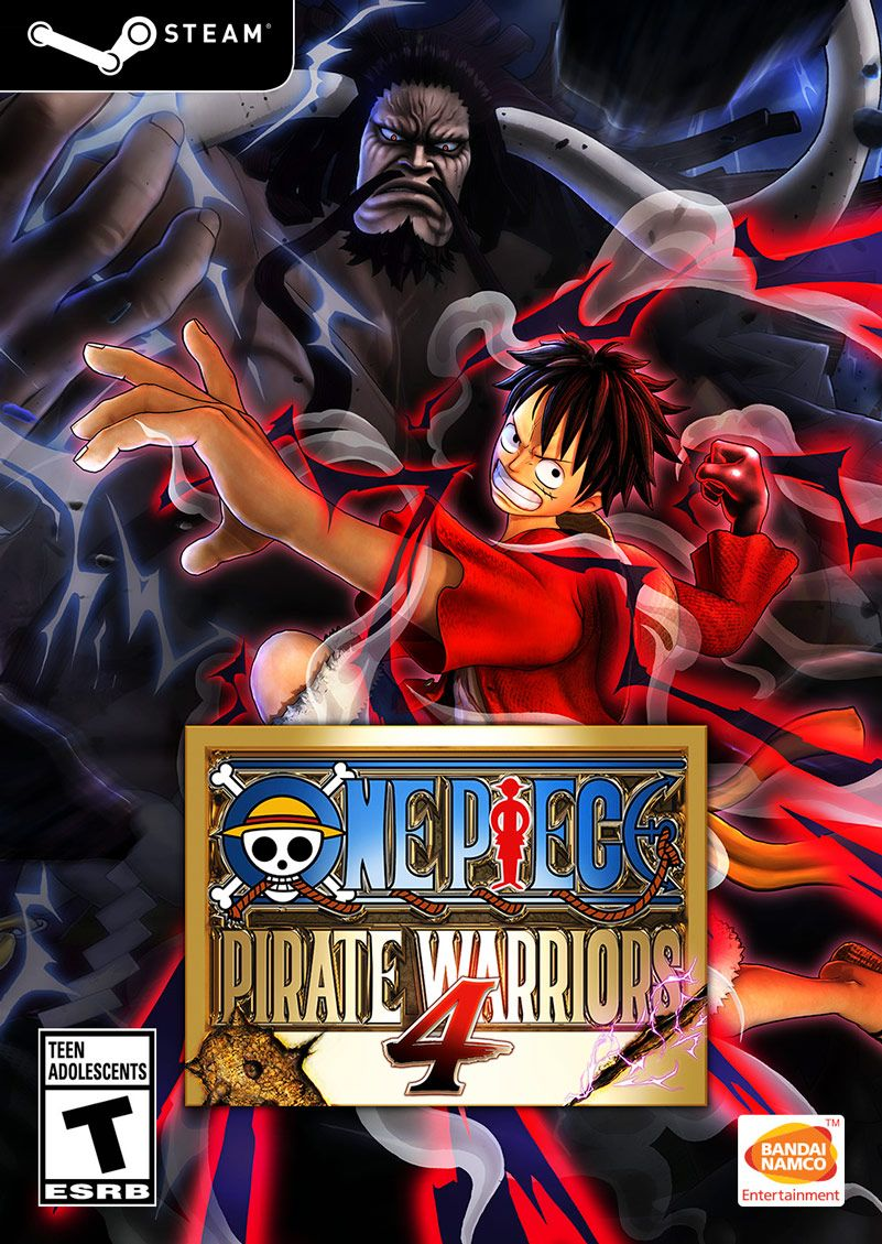 ONE PIECE: PIRATE WARRIORS 4 - Deluxe Edition  (STEAM)
