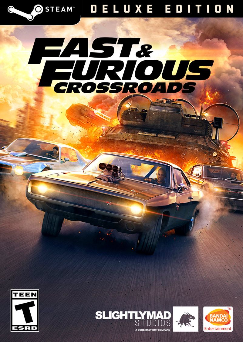 Fast & Furious Crossroads  Deluxe Edition (STEAM)