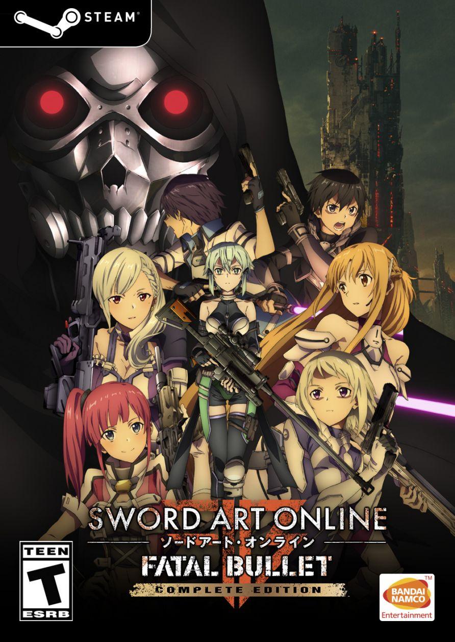 SWORD ART ONLINE: Fatal Bullet - Complete Edition (STEAM)
