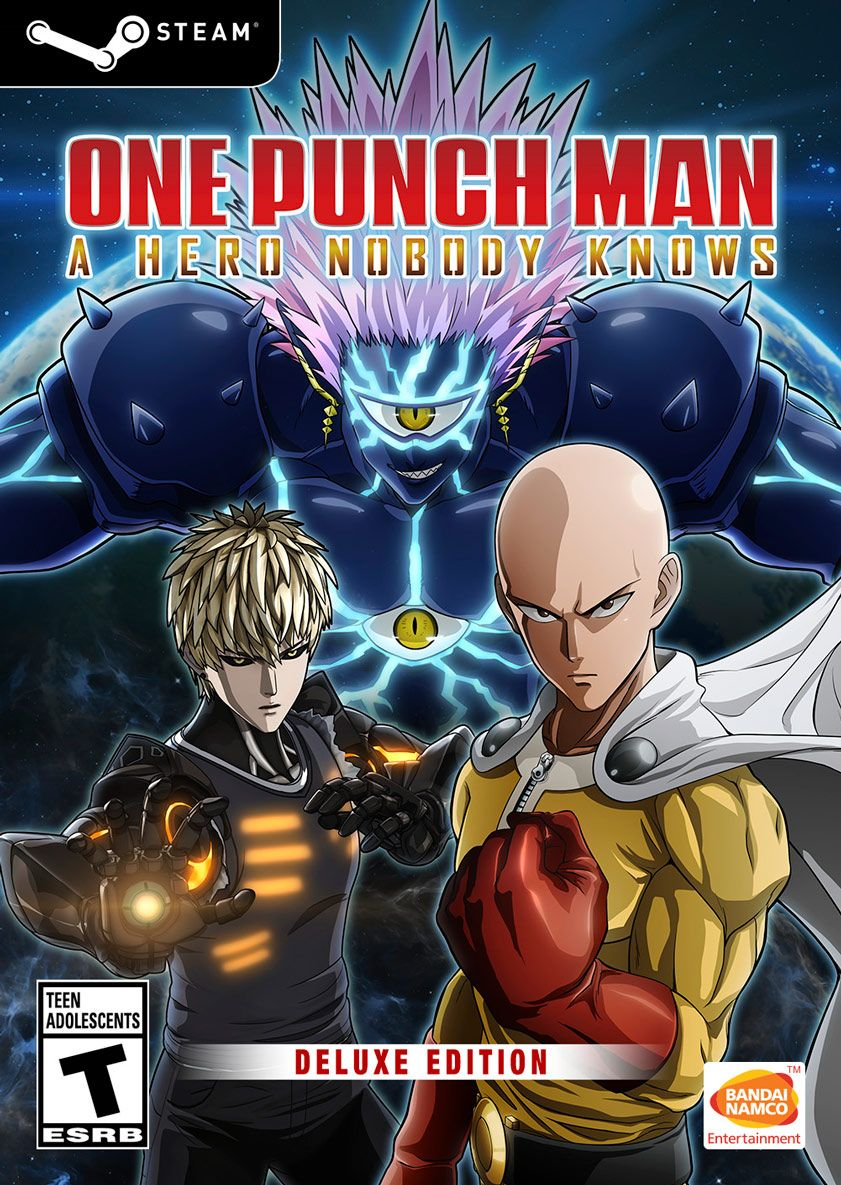 One Punch Man: A Hero Nobody Knows - Deluxe Edition  (Steam)