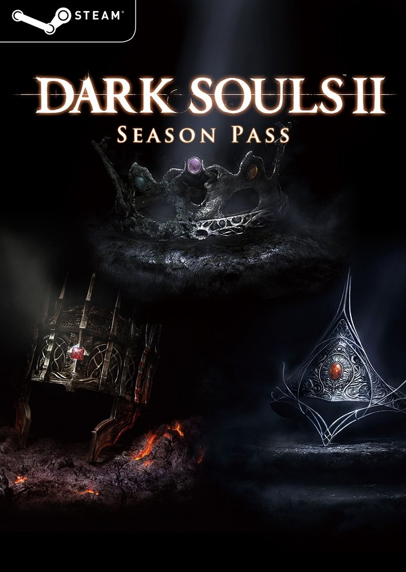 Dark Souls II: Season Pass DLC (Steam Key)