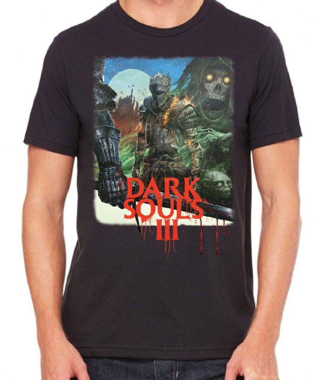 Dark Souls III VHS Movie T-Shirt - Size S