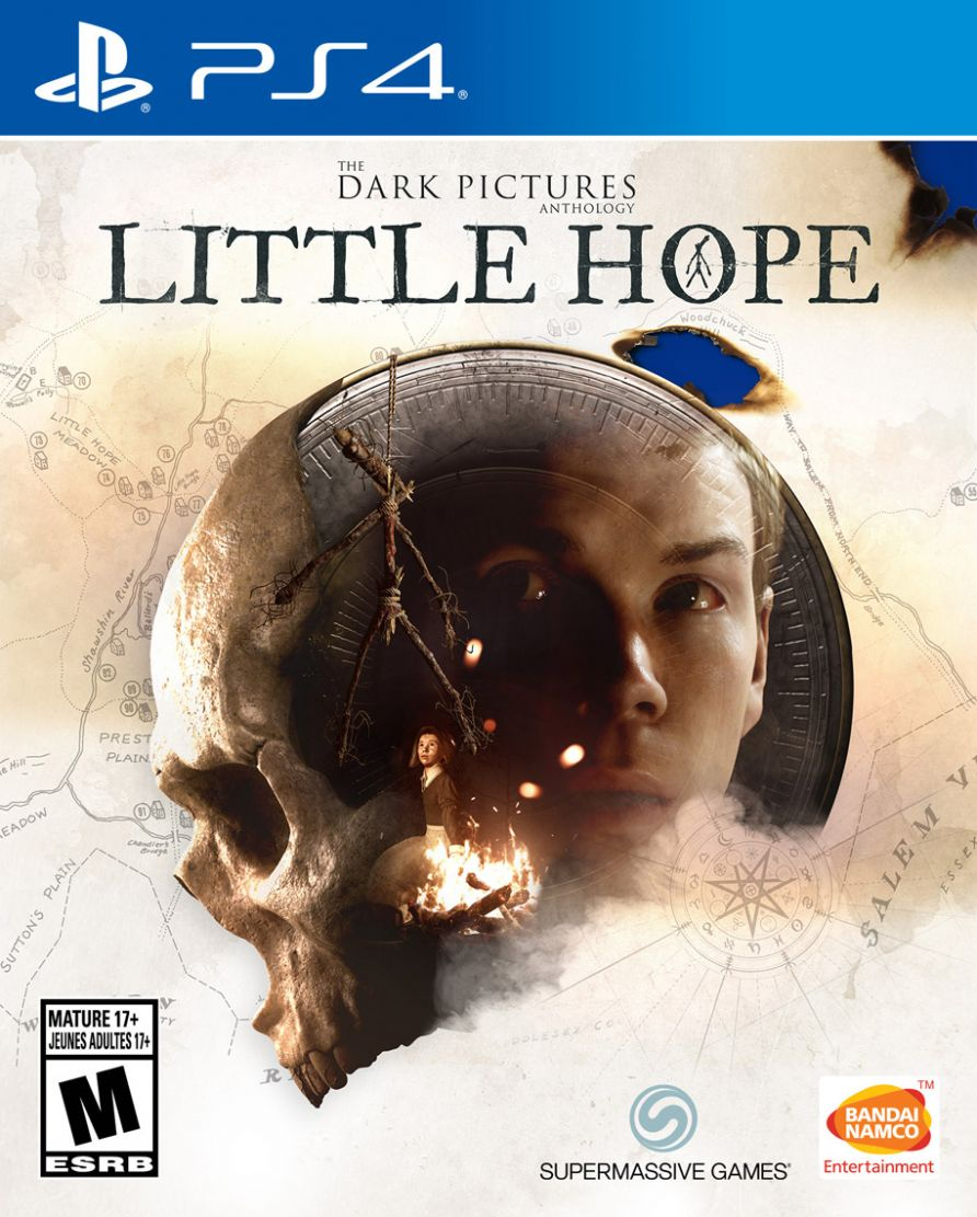 The Dark Pictures: Little Hope (Playstation 4)