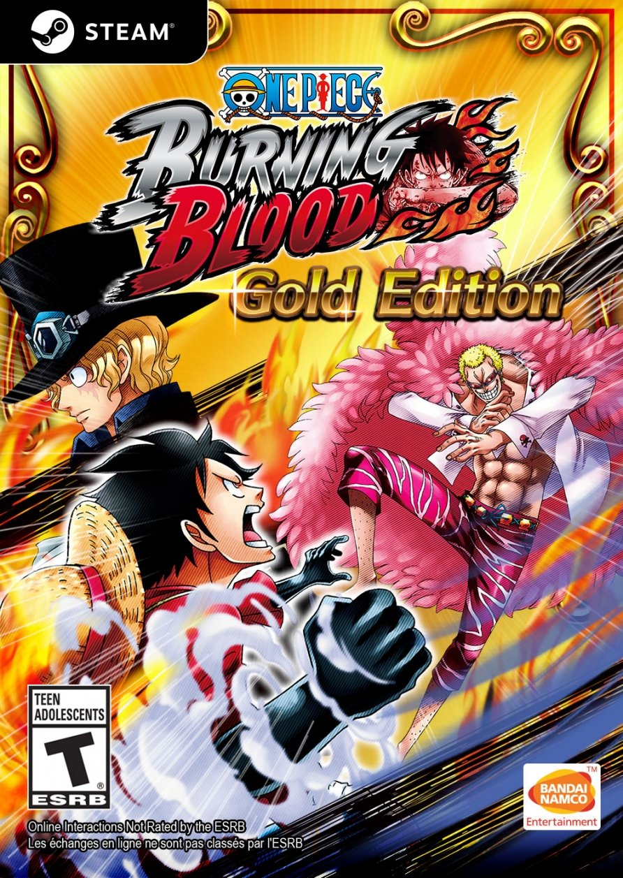 ONE PIECE: Burning Blood Gold Edition (Steam Key)