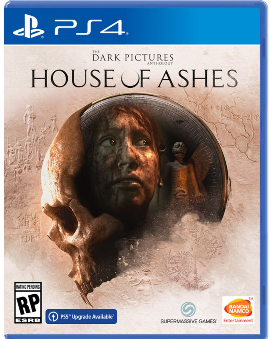 The Dark Pictures: House of Ashes - Pazuzu Edition - PS4