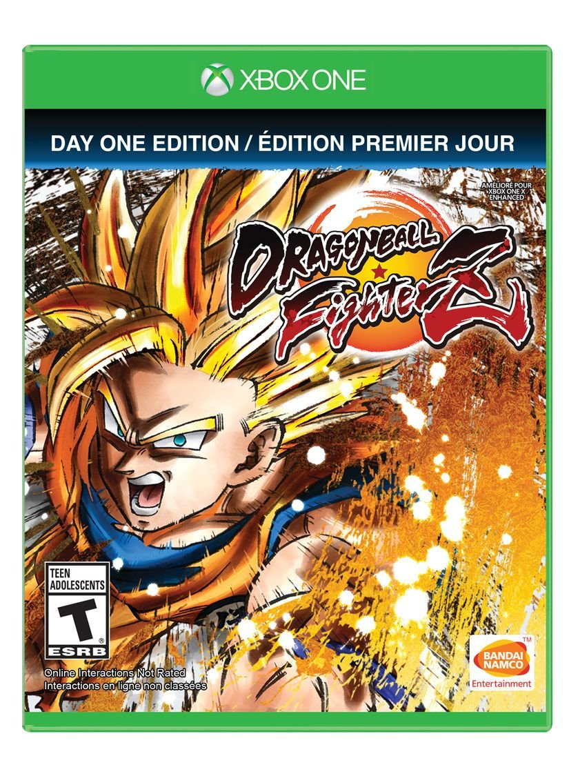 DRAGON BALL FighterZ  Day One Edition (Xbox One)